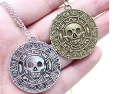 occident fashion hyperbole skull pirates pendant charm jewelry necklace