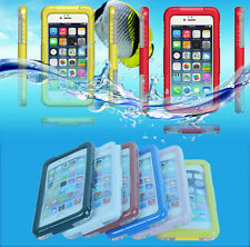 "Waterproof Shockproof Dirtproof Snowproof Case Cover for iPhone 6 6S 4.7"" AU"