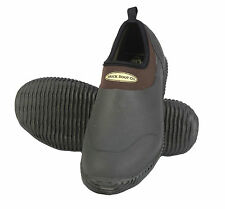 Muck Boot Mud Muck Shoe Brown Lawn and Garden Shoe DLY-909E