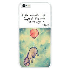 Eeyore Quotes Unique Pattern Hard Cover Case For Apple iphone 6 /6 Plus