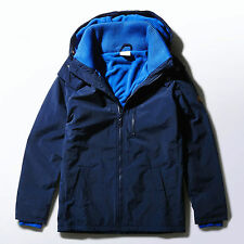 *NEW* Adidas NEO Men's Winterized Winter Jacket Coat XS S M L XL XXL