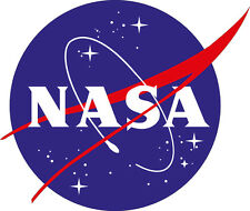 NASA #1 Space Science Astraunaut Vinyl Decal/Sticker - 4 Sizes Available