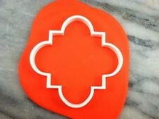 Moroccan Plaque Cookie Cutter CHOOSE YOUR OWN SIZE! #9