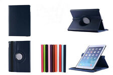 JX Rotating Cover Stand Folio Leather Case for iPad Xiaomi Samsung Google Tablet