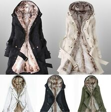 Fashion Women Coat Thicken Warm Winter Coat Hoodie Parka Overcoat Jacket Outwear