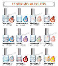 NEW- LECHAT Perfect Match MOOD 2014 - MPMG24-36 - Color Changing Gel Polish .5oz
