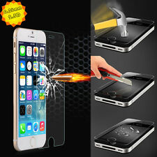 Premium Real Thin Tempered Glass Front and Back Film Screen Protector For iPhone