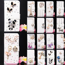 Cute Zebra Wallet Leather Flip Case Cover for various Blackberry cell phone