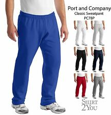 *NEW* Port and Company Classic Sweatpant PC78P