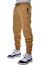 Leather Krome Dance Baggy Fashion Apparel Harem Fleece Plus Size Jogger Pants