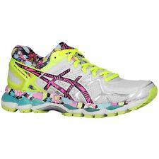 ASICS GEL KAYANO 21 WHITE POP KNOCKOUT PINK  WOMENS SHOES **FREE POST AUST