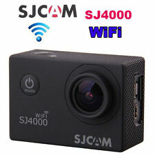 SJCAM SJ4000 Wifi 1080P Digital Sports Waterproof Helmet action Camera