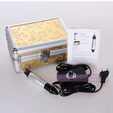 Auto Electric Derma Pen Micro Needle Therapy Skin Care Anti Aging Reduce Wrinkle