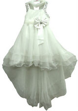 NEW! Girls Holy Communion/Bridesmaid/Flower/Wedding/Party/Princess/Prom Dress