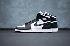 Nike Air Jordan Retro I 1 High OG BLACK / WHITE 555088-010 Oreo MEN & KIDS 4y-13