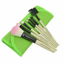 7PCS 6 COLORS Professional Makeup Brush Set Kit  Makeup Tools Cosmetic Blush