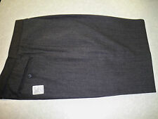Boys Mid  Grey Schoool Trousers with Pleats ages 14 - 15 - 16  new made for M&S