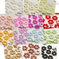 Pearlized Hexagon Rhinestones Scrapbooking Card Making Craft