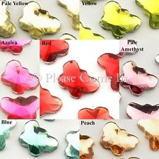 100 Prism Cutting Butterfly Rhinestones Scrapbooking