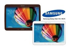 """Samsung Galaxy Tab 3 10.1"""" GT-P5210 16GB Wi-Fi Tablet Android WHITE GOLD BROWN"""
