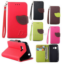 DEFFER For Samsung Galaxy Young 2 G130 Purse Wallet Leather Flip Skin Case Cover
