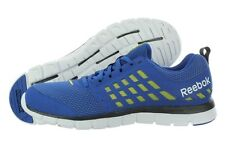Reebok Z Dual Ride M40420 Mesh Synthetic Blue Running Shoes Medium (D, M) Men