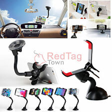 Universal Car Windshield Suction Cup+ Dashboard Mount Holder For iPhone 6 Note 4