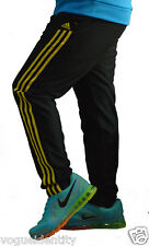 Track Pants Black Color with Yellow Stripes XL @699