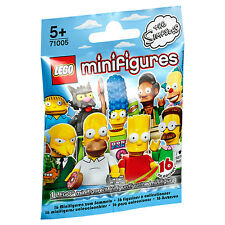 Lego The Simpsons - Minifigures Series - 71005 - CHOOSE YOUR FIGURE - NEW