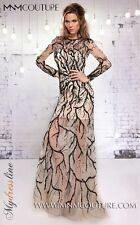 MNM Couture 9556 Evening Dress ~LOWEST PRICE GUARANTEE~ NEW Authentic