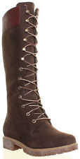 11416 Timberland 3753R Womens Nubuck Leather 14 inch Knee High Boots