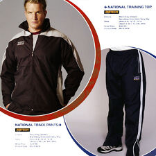 NORTHGEAR Tracksuit TOP & TROUSER SET in Adults sizes S & XXL Great for Training