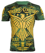 Xtreme Couture AFFLICTION Men T-Shirt EAGLE American Fighter MMA UFC M-3XL $40 a
