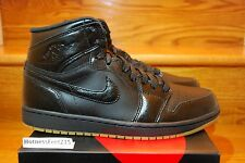 Nike Air Jordan 1 I Retro High OG Black Gum Brown 555088-020 GS & MEN Sz: 4y-15