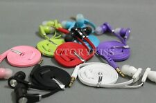 3.5mm In Ear Earbuds Earphone Headset Headphone For iPhone MP3 Ipad iPod PDA WUS