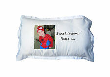Personalised pillow cases - your photo and text