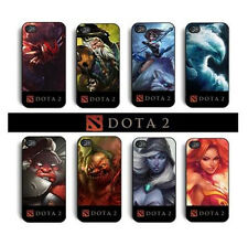 Hot Online DOTA2 PVC/Silicone Phone Case For iPhone&Samsung 44 Types New Gift