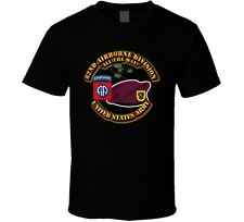 Army - 82nd Airborne Div - Beret - Mass Tac - 1 - 504th Infantry T Shirt