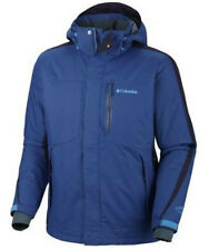 "New Mens Columbia ""Cubist II"" Omni-Heat / Tech Insulated Winter Jacket Coat"