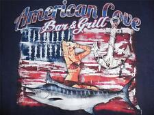 American Cove Bar & Grill NEW Sexy Nautical T-Shirt Size Small or Medium