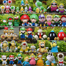 Super Mario Bros Plush Toy Doll Flower Plush Soft Teddy Soft Toy Doll Kids Gifts