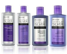 Touch of Silver Daily & Twice a Week Shampoo + Daily & Intensive Conditioner