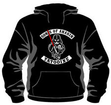 """Darth Vader """"Sons Of Anakin"""" Hoodie *High Quality, Unisex, All Sizes*"""