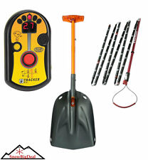 BCA Tracker DTS 2 Avalanche Beacon Digital Transceiver Avy Shovel Probe Package