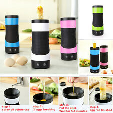 Fashion Kitchen Egg Boiler Grill Snack Fast Food Egg Roll Making Machine Egg Cup