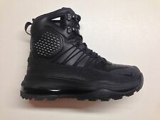 NIKE ACG ZOOM SUPERDOME BLACK 3M BOOTS SNEAKERS WATER RESISTANT 654886-040