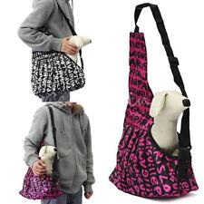 Pet Dog Tote One Shoulder Oxford Cloth Carry Bag Carrier Travel Carrying Pouch