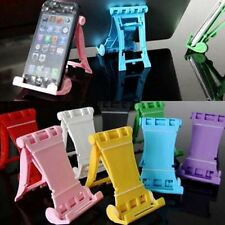 Universal Desktop Foldable Stand lazy video Phone Holder For iPhone Samsung Htc