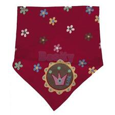1pc Grooming Pet Dog Puppy Cat Cotton Bandana Neck Scarf Kerchief Velcro Closure