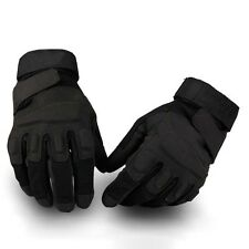 Winter Warm Gloves Sports Army Military Flexible Five Fingers Tactical Mittens